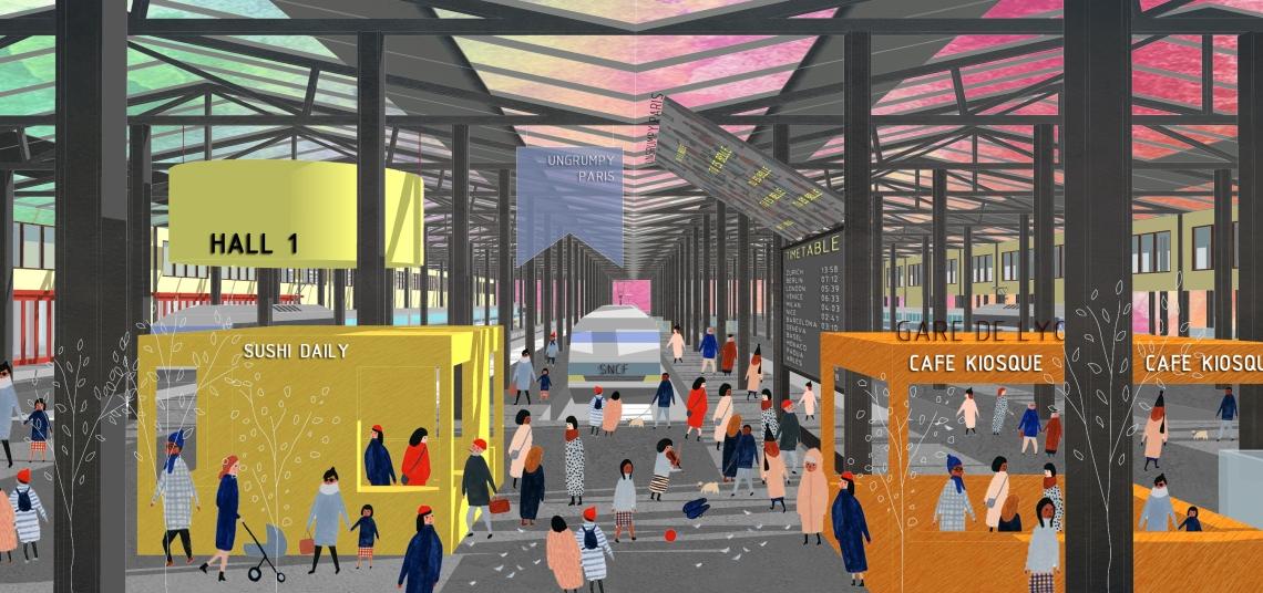 9. Gare de Lyon