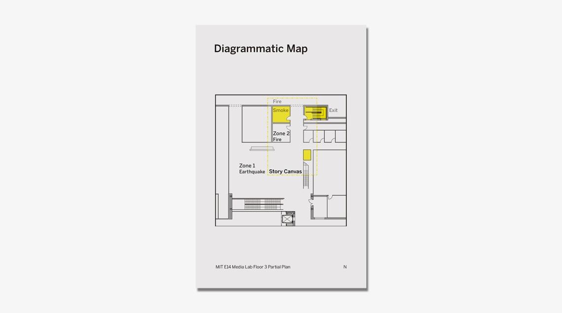 Diagrammatic Map