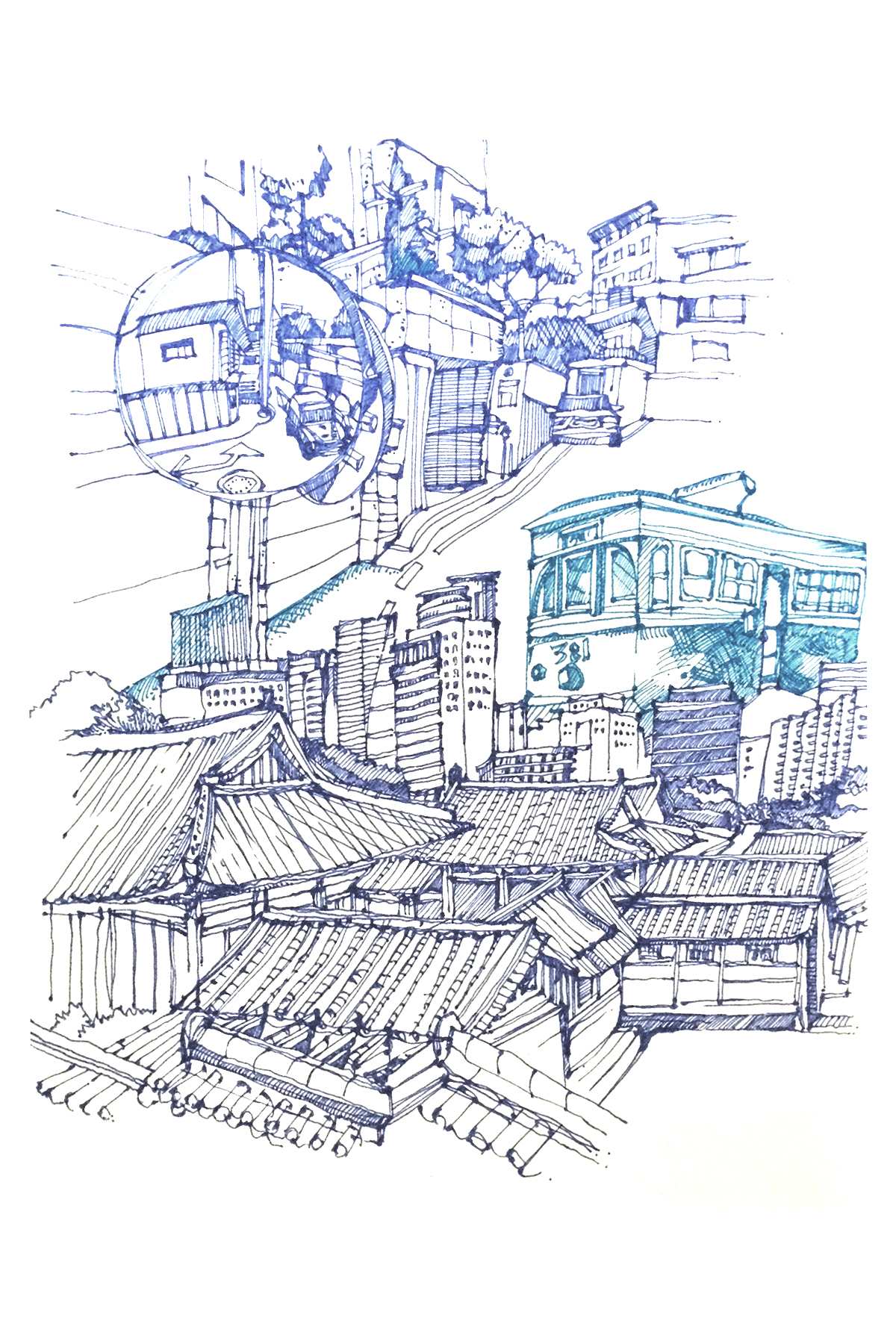 1.首尔印象_Seoul Image