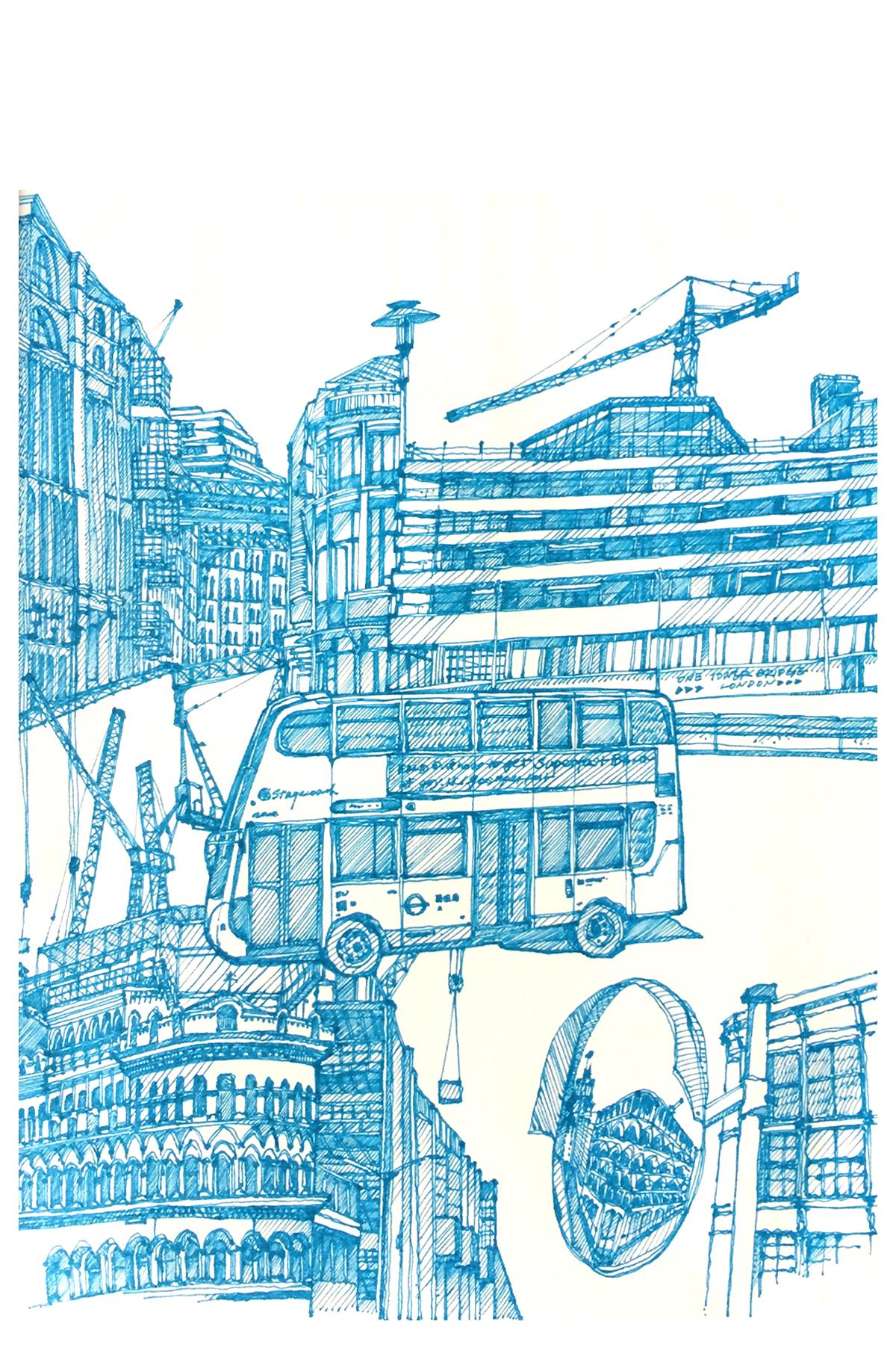 2.伦敦印象_London Image